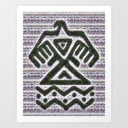 Standing Rock Art Print