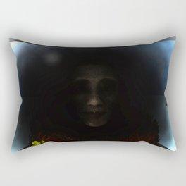 Fly: Smoky Eyes Rectangular Pillow