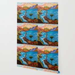 Sunset at Torrey Pines Wallpaper