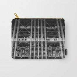 Pipemania - The Centre Pompidou, Paris Carry-All Pouch