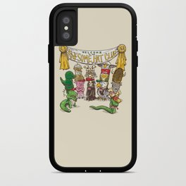 Awesome Hat Club iPhone Case