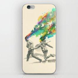 Emanate iPhone Skin