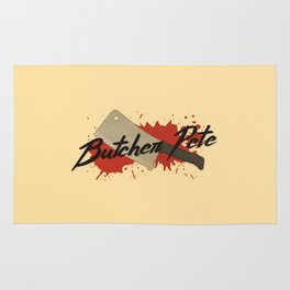 Butcher Pete Rug