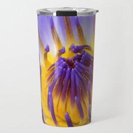 The Lotus Flower Travel Mug