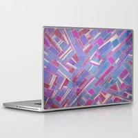 tina Laptop & iPad Skins featuring Tina by Marina Scheinost