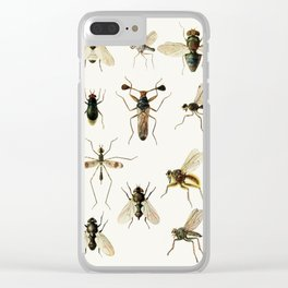 Insects Clear iPhone Case