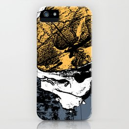 Nascent Indifference iPhone Case