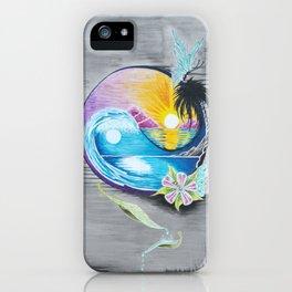 """Balance"" iPhone Case"