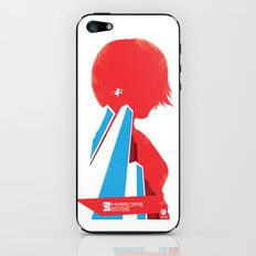 Mirror's Edge iPhone & iPod Skin