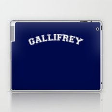 Gallifrey College Logo Laptop & iPad Skin