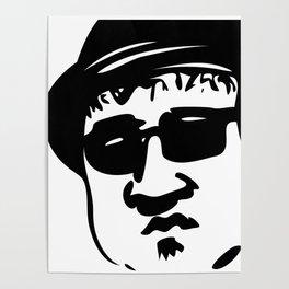 Face Blues Brother John Belushi Poster