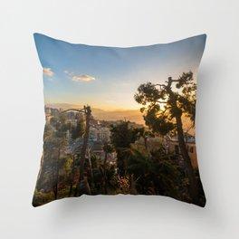Warmest Dream Throw Pillow