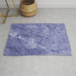 Radiant Purple Pantone Stone Rug