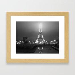 J'aime Paris Framed Art Print