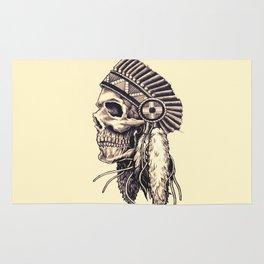 tribal chief Rug