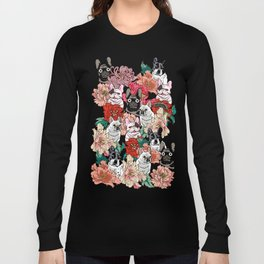 Because French Bulldogs Long Sleeve T-shirt