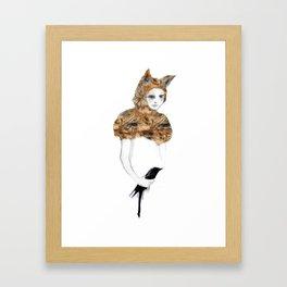 Bird in the Hand Framed Art Print
