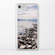 Lake Te Anau Clear iPhone Case
