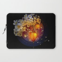 Sweet  simplicity Laptop Sleeve