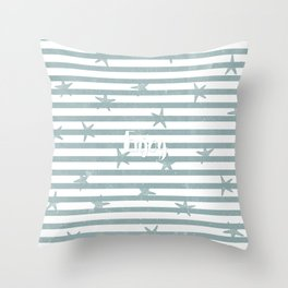 Enjoy Stars Throw Pillow