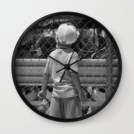 Little Brother 2 Wall Clock