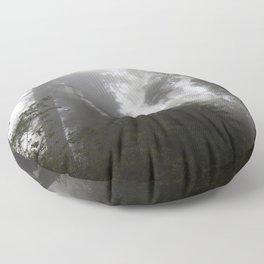 Lifting Fog Floor Pillow