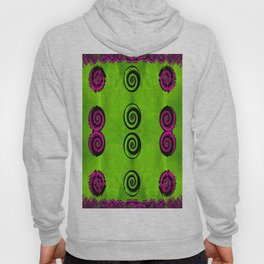 Decorative dots Hoody