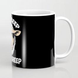 Beep Beep I'm A Sheep Coffee Mug