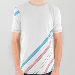 Transcend: On the Rise All Over Graphic Tee
