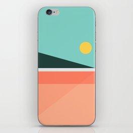 Geometric Landscape 15 iPhone Skin