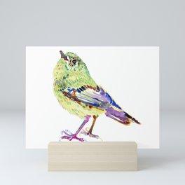 Songbird Mini Art Print