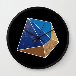 hea[rth]ven Wall Clock