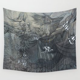 Passerby Wall Tapestry