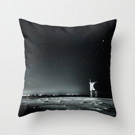 The Night Sky Throw Pillow