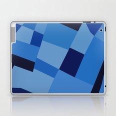 Peckham Blue 45 Laptop & iPad Skin