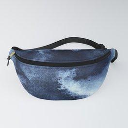 Indigo Nebula Fanny Pack