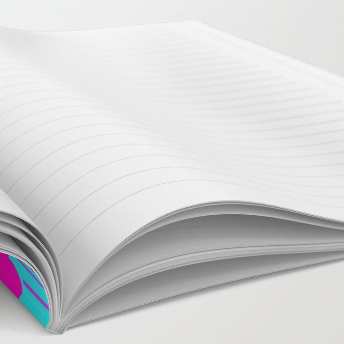 Love in a Stripe  Notebook