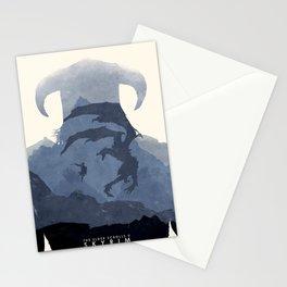 Skyrim (II) Stationery Cards