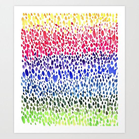 Belonging Art Print