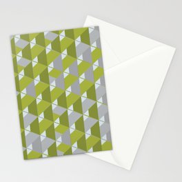 3D Lovely GEO V Stationery Cards