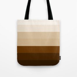 Coffee Liqueur and Cream Mix - Abstract Tote Bag