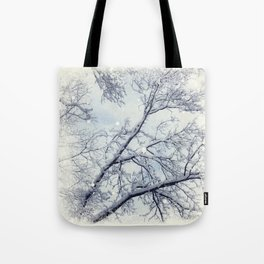 sNOw trEE Tote Bag