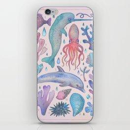 Et coloris natura VI iPhone Skin