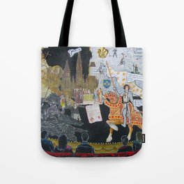 Joan of Arc The Stage Play Tote Bag