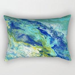 Bubbling Brook Rectangular Pillow