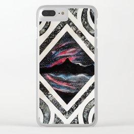 Carpet Clear iPhone Case