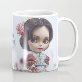 Morena Clara Blythe Custom Doll by Erregiro Coffee Mug