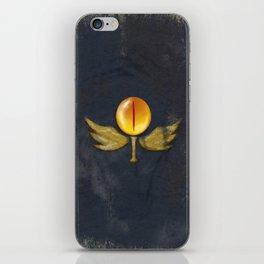 Bouquin iPhone Skin