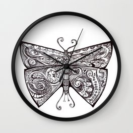 NiaFly02 Wall Clock