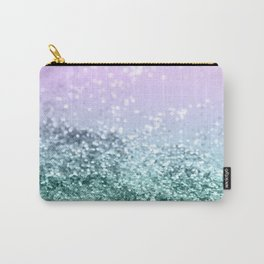 Mermaid Girls Glitter #4 #shiny #decor #art #society6 Carry-All Pouch